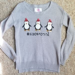 Absolutely ADORABLE Justice Sweater!